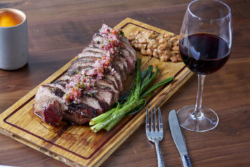Tri Tip Steak for Two Santa Maria Style